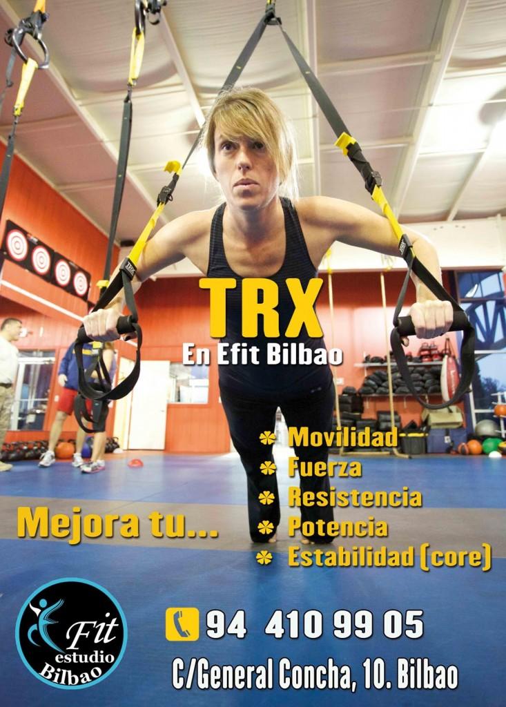 TRX - Efit Bilbao