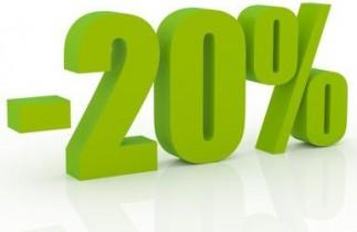 20% de descuento en Bonos Efit Bilbao
