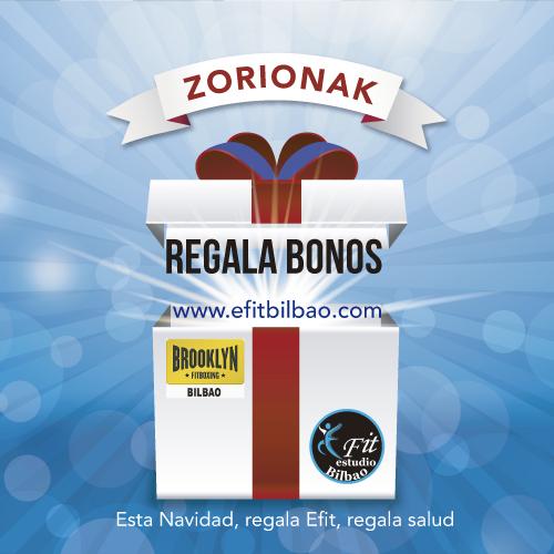 Zorionak desde Efit Bilbao