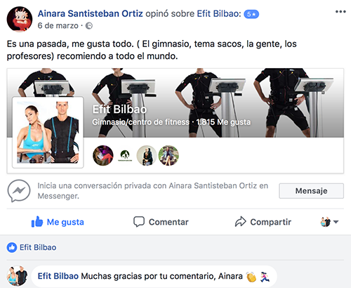 Opinion-cliente3-efit-brooklyn-bilbao